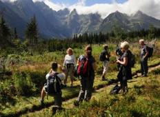 Walking in The High Tatras: Self-Guided Tour