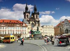 Family Adventure: Prague, the High Tatras and Krakow Tour