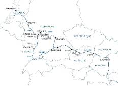From Amsterdam to Budapest (25 destinations) Tour