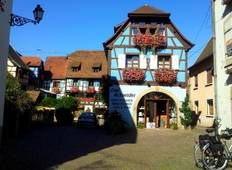 France - Alsace Wine Route Bike Tour Tour