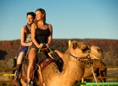 Red Centre Kangaroo Safari 5D/4N Tour