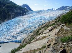 Kenai Mountains & Glaciers Backpacking Tour