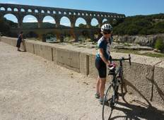 France - Provence Pont du Gard Bike Tour Tour