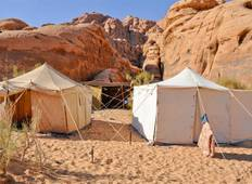 Petra, Wadi Rum and Dead Sea 4 days Tour
