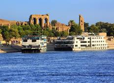 Nile Cruise 4 days 5 stars including internal flights Tour
