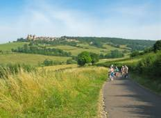 Bike Tour, Burgundy, France (self-guided) Tour
