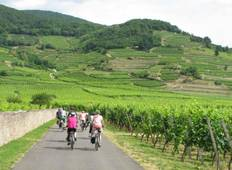 Bike tour, Alsace, France (guided groups) Tour