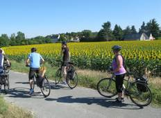 Bike Tour, Loire Valley, France (guided groups) Tour