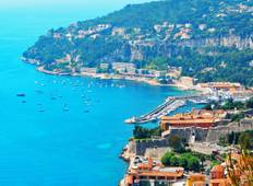 Sensations of Southern France & Nice (from Lyon to Nice) Tour