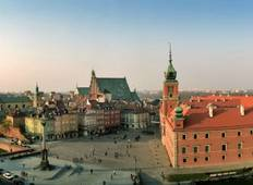 Warsaw, Berlin and Prague Tour Tour