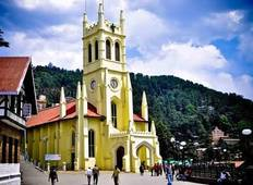 Shimla - Summer Capital of British India Tour