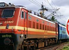 Golden Triangle on Wheels (Indian Railways) Tour