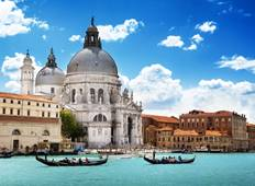 Paris to Geneve and Milan,Venice and Rome Tour Tour