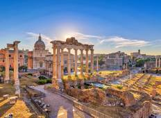 Paris to Geneva and Milan, Venice and Rome Tour Tour