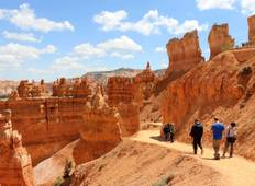 Hike Zion & Bryce In 3 Days - Camping Tour