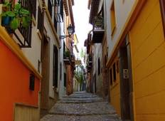 Andalusia & Mediterranean Coast (from Lisbon to Madrid) Tour