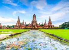 6 Days Experience Thailand Tour