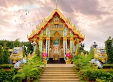Experience Thailand 6 Days  Tour
