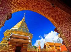 8 Days Bangkok and Ancient Capitals Tour