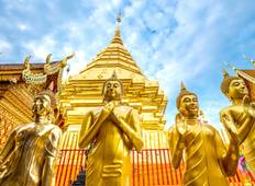 9 Days Experience Thailand- Bangkok to the North Tour