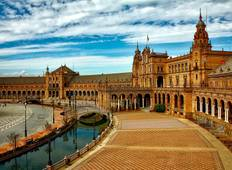 Andalusia & Morocco (34 destinations) Tour