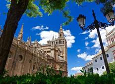 Caceres - Sevilla  (Bus + High-speed Train) Tour