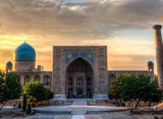 5 Stans of Central Asia Tour - air inclusive from JFK Tour