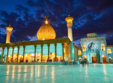 Best of Iran Tour- air inclusive from JFK Tour