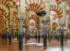 Andalusia with Toledo (8 destinations) Tour