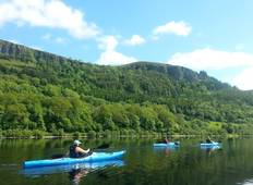 Sea Kayaking & Hiking Adventure - Sligo Tour