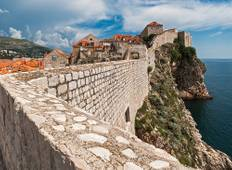 Croatia Coastal Cruising: Dubrovnik to Split (Peregrine Dalmatia) Tour