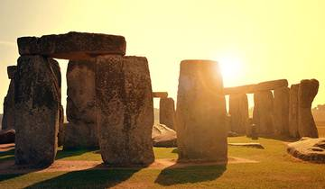 Stonehenge, Glastonbury, Bath & the South West Coast Tour