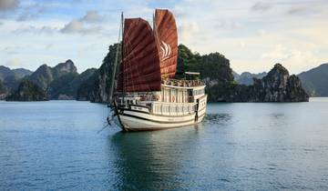 Hanoi - Glory Legend Cruises 5Days/4Nights Tour