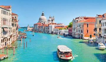 Venice, the Lagoon islands and the Pô Delta (port-to-port cruise) Tour