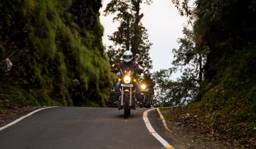 10 Days Himalayan Motorcycle Tour, Uttarakhand India Tour
