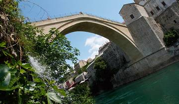 7-day Bosnia to Montenegro Tour Tour
