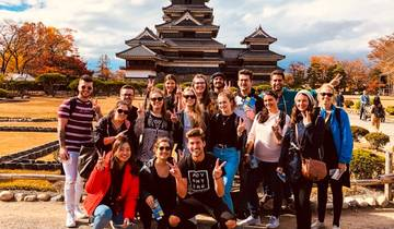 Japan Authentic Backpacker Group Adventure Tour