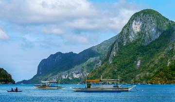 Northern Philippines and Palawan Adventure Tour