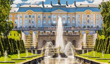 Wonders of St Petersburg and Moscow Summer 2018 (from St Petersburg to Moscow) Tour
