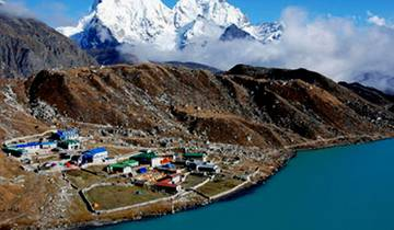 Everest Base Camp - Cho La Pass & Gokyo Lake Trekking Tour