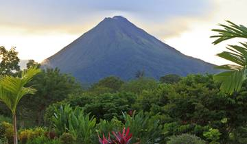 Volcanoes, Nature & Caribbean Tour