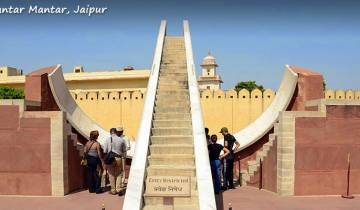 Discover Golden Triangle with Royal Heritage of Rajasthan Tour