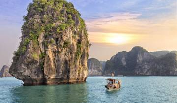 Halong Bay Mini Adventure Tour