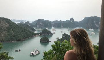 Halong Bay Adventure - 3 Day Tour