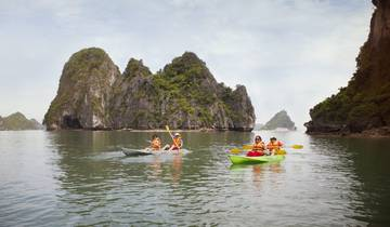 Vietnam Hike, Bike & Kayak Tour