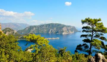Carian Trail and Turkey\'s Aegean Coast (from Dalaman to Akyaka) Tour