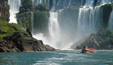 Glaciers, Falls and Tango (from Buenos Aires to El Calafate) Tour