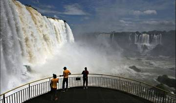 Buenos Aires to Iguazu by Bus Tour