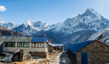 Rapid Annapurna Base Camp Trek Tour