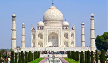 7 Days Private Golden Triangle Tour with Mandawa  Tour